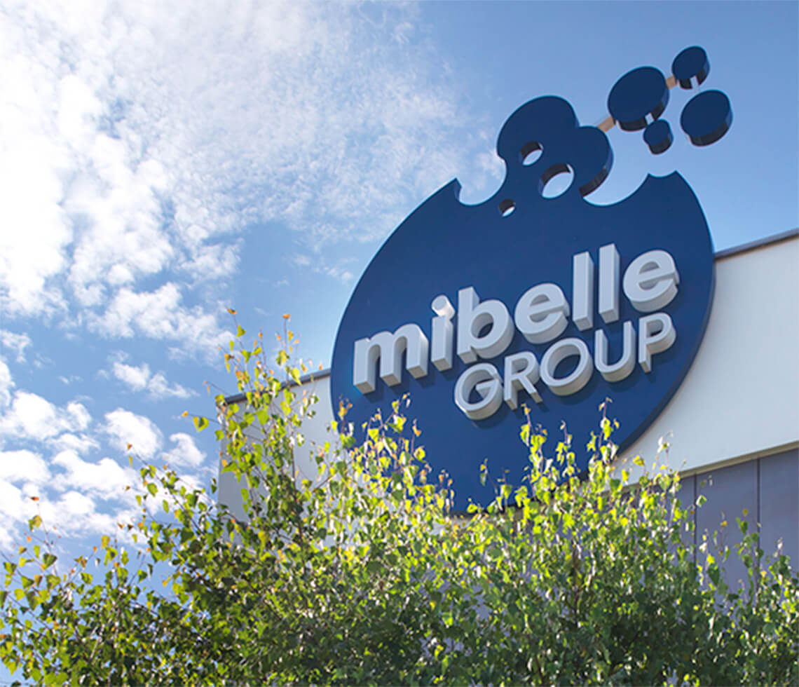 Mibelle Group Branding