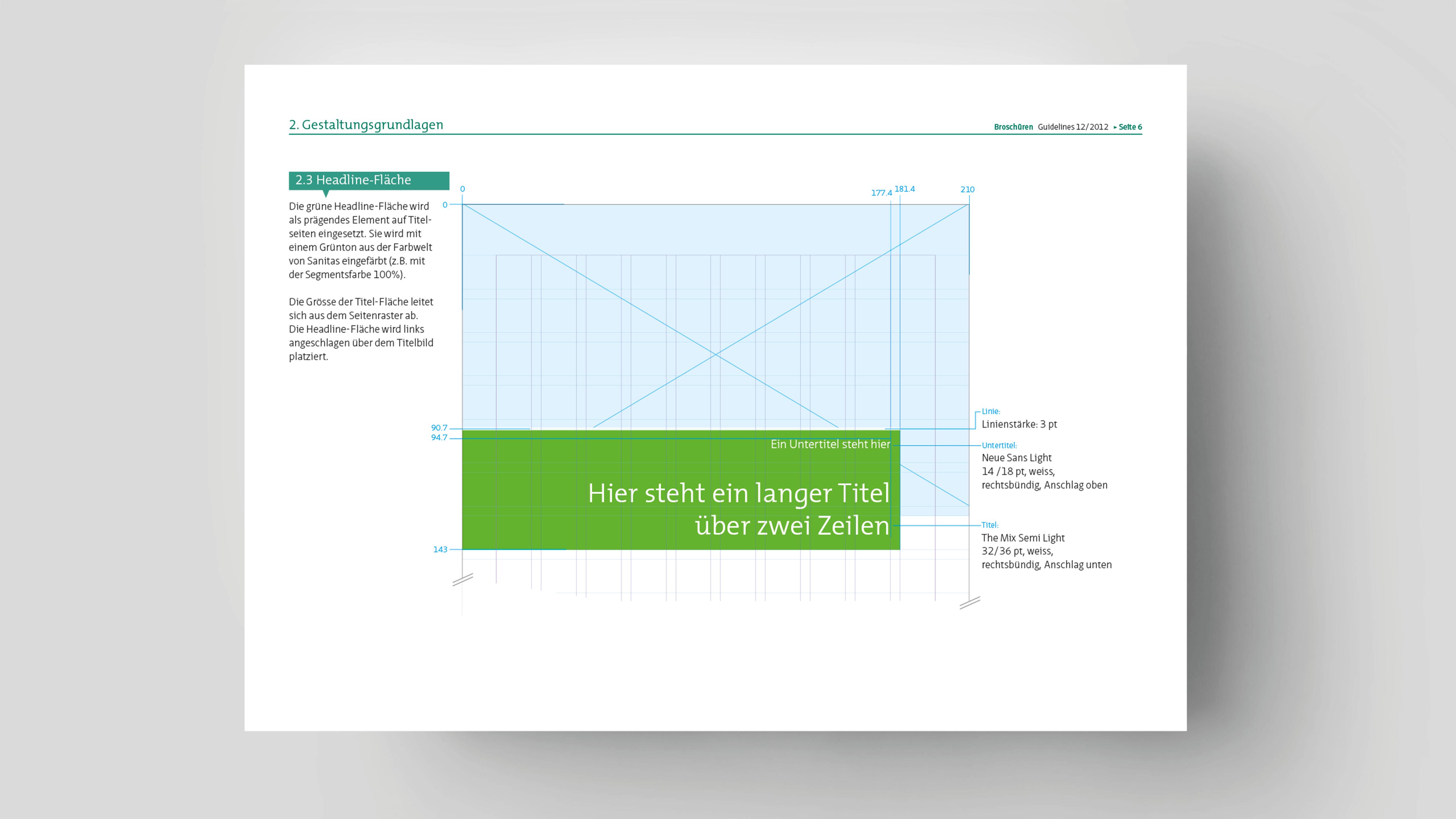 Editorial Design Grundlagen Manual